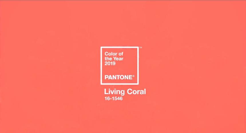 Imagen Mujer: Living Coral, color del año 2019 según Pantone Institute